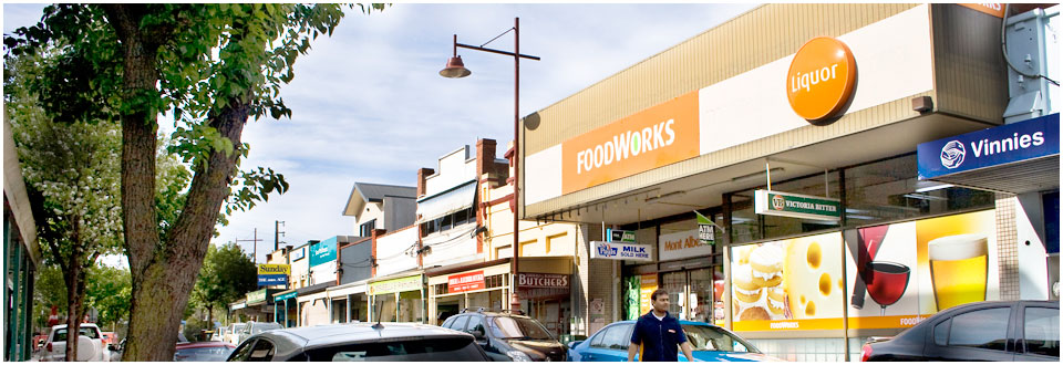 Foodworks Supermarket &  ATM